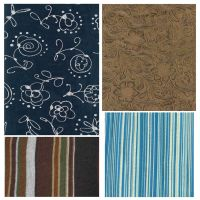 Patterned fabric textures by Luai-lashire