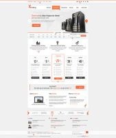 Xhosting Multipurpose Creative Theme by brillianthemes