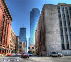 Dallas Texas HDR by nat1874