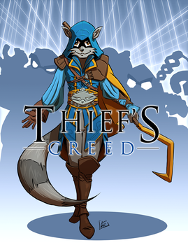 Sly Cooper : Thief's Creed by ZigEnfruke