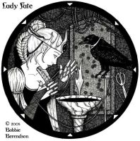 Lady Fate by BobbieBerendson