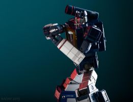 MP-13 Soundwave 1 by nadav