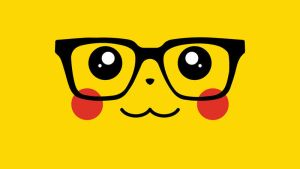 Hipstachu Wallpaper by sylview
