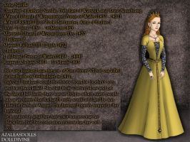 Anne Neville, Queen of England 1483-1485 by TFfan234