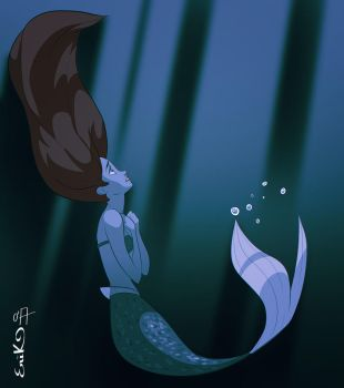 Mermay without Ariel is not a good Mermay by MrRabLo