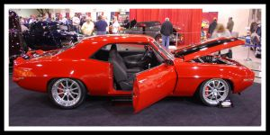 Camero Updated by pjs1998