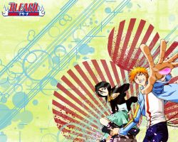 Bleach Wallpaper by Son3a