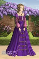 Disney's Rapunzel+Historical by LadyAquanine73551