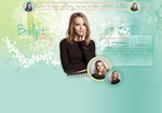 Bridgit Mendler Romania by UniqueDesignsx