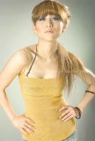 second retouch experiment by valbury