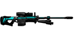 Request: Spartan Riot Rojas Sniper Rifle. by CommanderNova702