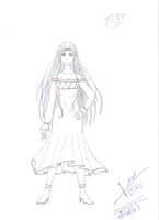 2007 - Bride Dress by Tuccifml