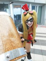 Harley Quinn smile! by Elis90