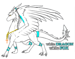 2.whiteDRAGON by whiteDRAGON1whiteFOX
