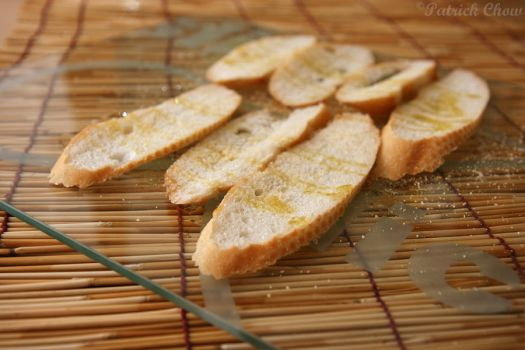 Garlic bread by patchow
