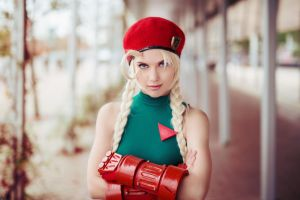 Street Fighter - Cammy 01 by fiathriel