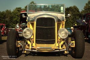 two toned hot rod by bean829