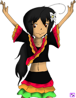 Fiesta :Philippines: by Fairy-anime