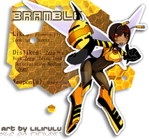 MM:X:Bramble by lilirulu