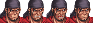 Pirate face pack by oniongod