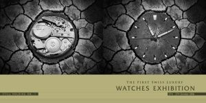 Watches Exhibition Cover by vx7