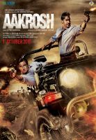 AAKROSH 2nd poster by metalraj
