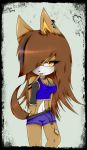 Autunm the dog - Nuevo look by Spring-Art-Anime
