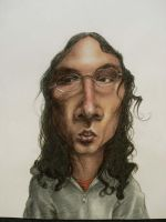 Caricature by Panistheman