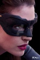 Selina Kyle (Anne Hathaway) by KRIZ507