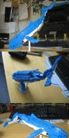 Lego Whale by art4oceans
