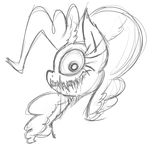 Sometimes it's just really fun to be scared by leadhooves