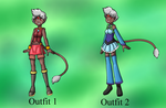Marcilla's outfit collection 1 by Lord-Lavrahtheen