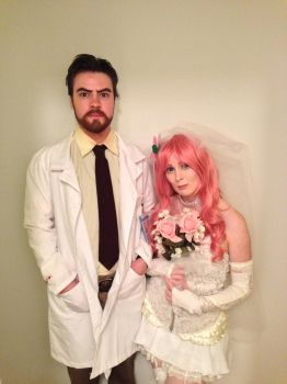 Archer: Dr. Krieger and Virtual Girlfriend by SomniumQuiesco