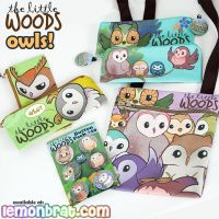 Hoo.  Who?  Owl tell you who! by lemonbrat