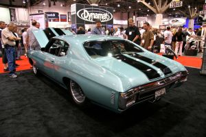 1970 Chevrolet Chevelle B by TheCarloos
