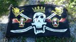 Greyhound Jolly Roger by Edward-Smee