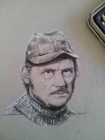Quint sketch by MarkButtonDesign