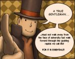 Rye Spirit Gentlemen contest by sharinggansamuel