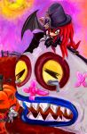 halloween contest Knuxouge by gilau