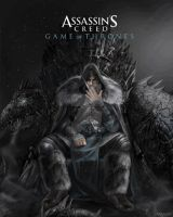 Assassin's Creed +  Game of Thrones GIF by May-dari