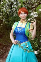 Anna - Frozen Fever by Shappi