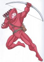 The Crimson Arrow by RobertMacQuarrie1