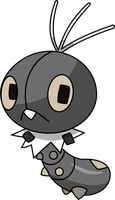 664 Scatterbug by PkLucario
