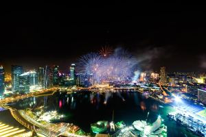 Fireworks at 700ft 3 by Shooter1970