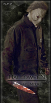 Michael Myers Vertical sig by Alpha20