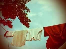 laundry by deadnic