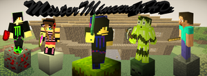 MisterMinecraftHDx cover picture by MichelleTheCat