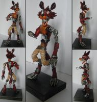 Foxy the pirate fox by RetardedDogProductns