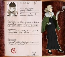 CV - Emily Beatrice Marcheford by Quarval