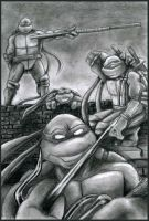 Turtles Group by loolaa